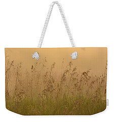 Early Morning Field Weekender Tote Bag