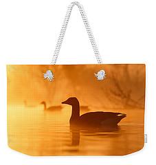 Early Morning Mood Weekender Tote Bag