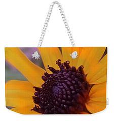 Early Morning Susan Weekender Tote Bag