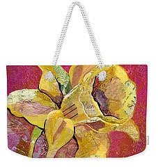 Early Spring I Daffodil Series Weekender Tote Bag