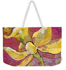 Early Spring Iv Daffodil Series Weekender Tote Bag