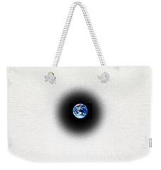Weekender Tote Bag featuring the photograph Earth Sight by Kellice Swaggerty