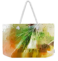 Earth Silk Weekender Tote Bag