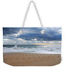 Earth's Layers - Jersey Shore Weekender Tote Bag