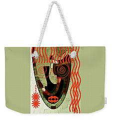 Earthy Woman Weekender Tote Bag