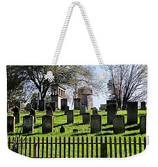 Weekender Tote Bag featuring the photograph East Hampton  by Ed Weidman