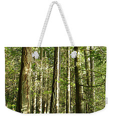 East Sooke Park Trail Weekender Tote Bag
