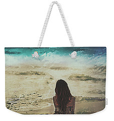 Eastcoast Weekender Tote Bag by Galen Valle