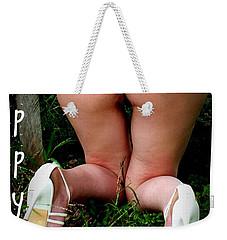 Easter Card 6 Weekender Tote Bag