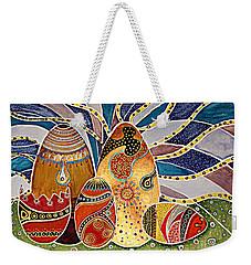 Easter Eggstravaganza Weekender Tote Bag