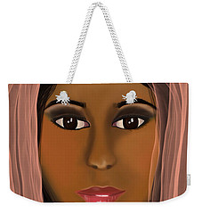 Eastern Beauty Weekender Tote Bag