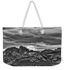 Eastern Sierras Summer Storm Weekender Tote Bag