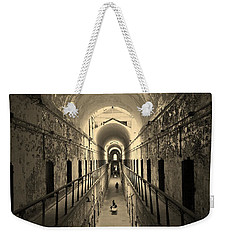Eastern State Of Mind Weekender Tote Bag by Robert Geary