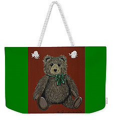 Easton's Teddy Weekender Tote Bag