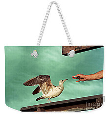 Easy Prey Weekender Tote Bag