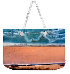 Ebb And Flow Weekender Tote Bag by Edgar Laureano