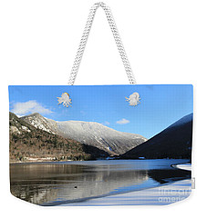 Echo Lake Franconia Notch Weekender Tote Bag