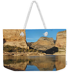 Echo Park In Dinosaur National Monument Weekender Tote Bag