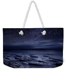 Echoes Of The Unknown Weekender Tote Bag