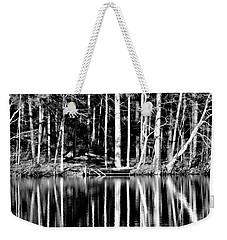 Echoing Trees Weekender Tote Bag