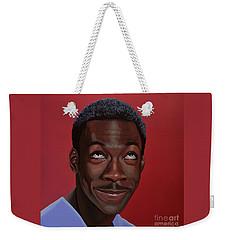 Eddie Murphy Painting Weekender Tote Bag
