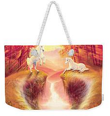 Eden Weekender Tote Bag by Andrew Farley