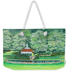 Eden Park  Cincinnati Ohio Weekender Tote Bag