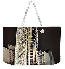 Edificio Italia By Night Weekender Tote Bag