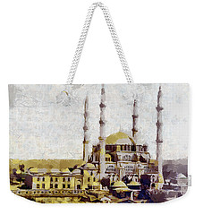 Edirne Turkey Old Town Weekender Tote Bag