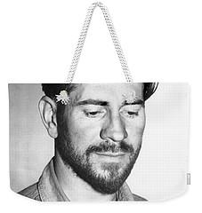 Edward Flanders Robb Ricketts       May 14 1897  May 11 1948  Weekender Tote Bag