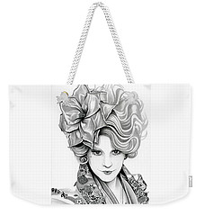 Effie Trinket - The Hunger Games Weekender Tote Bag