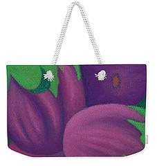 Eggplants Weekender Tote Bag