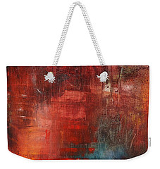 Egotistical Bypass Weekender Tote Bag by Jason Williamson