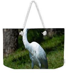 Egret - Full Length Weekender Tote Bag