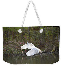 Over The Lagoon Weekender Tote Bag