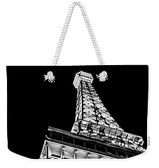 Weekender Tote Bag featuring the photograph Industrial Romance by Az Jackson