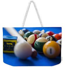 Eight Ball Weekender Tote Bag