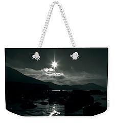 Eight Pointed Star  Weekender Tote Bag