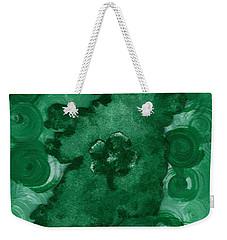 Eire Heart Of Ireland Weekender Tote Bag