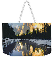 2m6542-el Cap Reflect Weekender Tote Bag