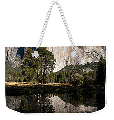 El Capitan In Yosemite 2 Weekender Tote Bag