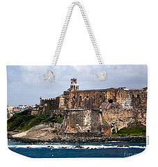 El Moro Weekender Tote Bag by Holly Martinson