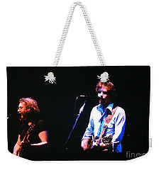 The Grateful Dead 1980 Capitol Theatre Weekender Tote Bag