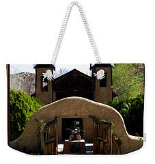 El Santuario De Chimayo Weekender Tote Bag
