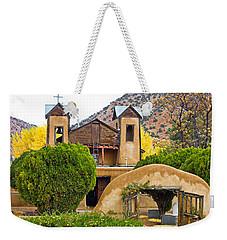 El Santuario De Chimayo Study 6 Weekender Tote Bag