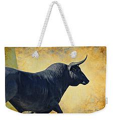 El Toro  Weekender Tote Bag by Mary Machare