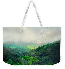 El Yunque National Rain Forest Weekender Tote Bag