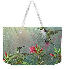 Elegance  Weekender Tote Bag by Mike Brown