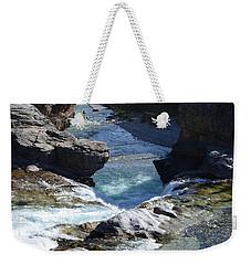 Elbow Falls Weekender Tote Bag