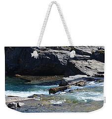Elbow Falls Landscape Weekender Tote Bag